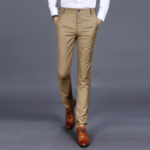 New Autumn Winter Style Dress Pants for men size 30323436