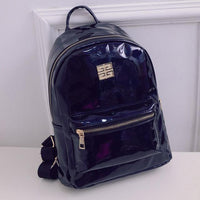 new Holographic Travel backpack for man - sparklingselections