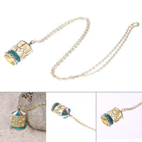 Merry Go Round Pendant Necklace for Women