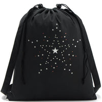 new star printed Storage Backpack for women - sparklingselections