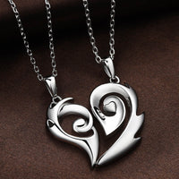 Love Heart Pendant for Women