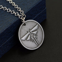 The Last of Us Firefly Dog Tag Necklace & Pendant