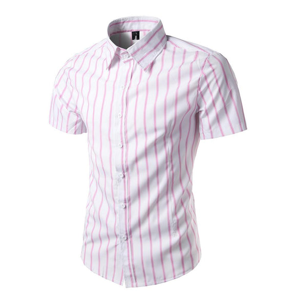 New Fashion Brand Slim Fit Shirt for Men  size mlxl