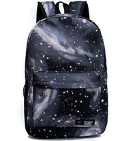 new galaxy star printing high quality casual backpack - sparklingselections