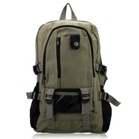 new Retro Leisure tourism canvas backpack - sparklingselections