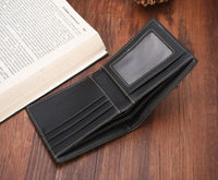 new Men Leather Business wallet - sparklingselections