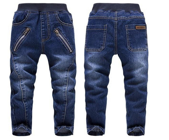new Kid's Spring Handsome casual Jeans size 567