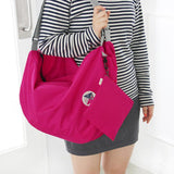 new Designer Fashion Folding Storage Shoulder Bag