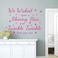 New Stylish Home Decor Wall Sticker - sparklingselections