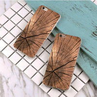 New fashion Natural Wood phone cover For iPhone 6, 6s