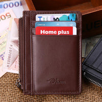 New Fashion Brand leather Wallet for Men - sparklingselections