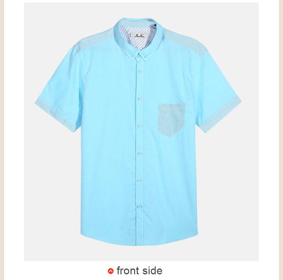 new Summer Fashion Casual Shirt for Men size sml