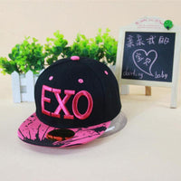 new hot  EXO printed design hat - sparklingselections