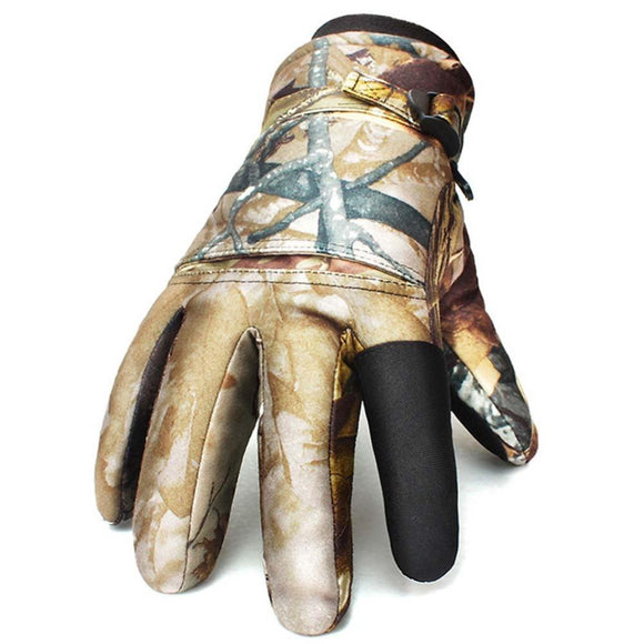 Army Tactical & Full Finger Combat Military Gloves