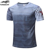 NEW Top quality compression t-shirts for man size sml