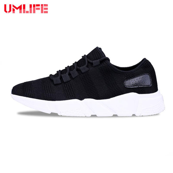new men Outdoor Lace-Up Black Sneakers  size 7,8,9