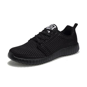 Summer Black Sneakers for Men  size 7,8,9
