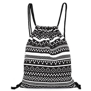 new stylish Drawstring Backpacks for College Students