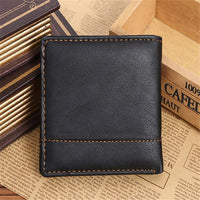 new Men Paris Bifold leather Purse - sparklingselections