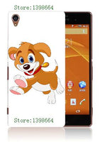 new Luxury Painted Plastic Hard Phone Cover for sony Xperia Z2 - sparklingselections
