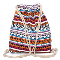 new Multicolor design printed backpack For Teenagers - sparklingselections