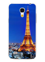 new Eiffel Tower Series Mobile phone cover For Samsung galaxy S4 mini