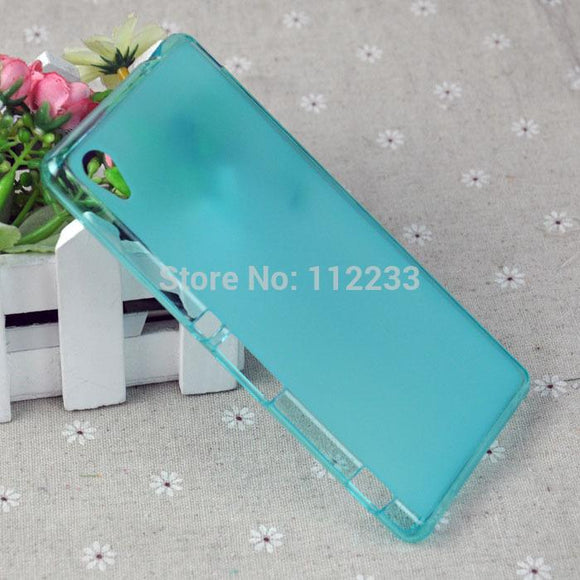 Soft Pudding Cases For Sony Xperia M4