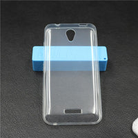new Ultra Thin Crystal Transparent Silicon Case For Lenovo Vibe A1010