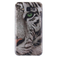 new Case Cool Fashion Silicone Mobile Phone Cover for samsung galaxy e500 - sparklingselections