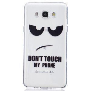 new Soft Silicone phone case For Samsung Galaxy J7