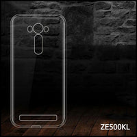 new transparent phone Case cover forFor Asus ZenFone 2 - sparklingselections