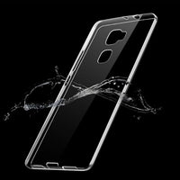 new Clear phone case Cover For Huawei Mate S