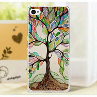Perfect design for luminous tree phone Cover For Lenovo S90