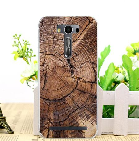 new wood texture Mobile Phone Cover For Asus Zenfone Selfie ZD551KL