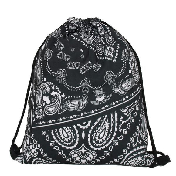 new Top Quality printing backpack for picnic