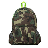 new light weight Camouflage Print backpack for man - sparklingselections