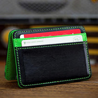 new men casual Leather Mini Wallet - sparklingselections