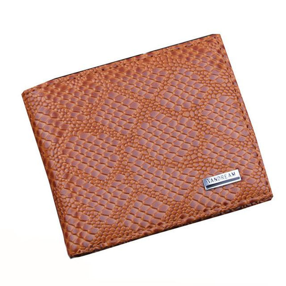New Men Business Leather Stylish Wallets