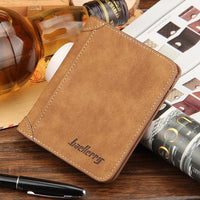 new Men' designer casual leather Wallet - sparklingselections