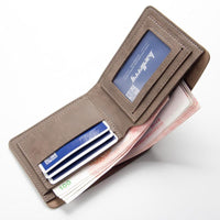 new stone pattern Man Short European wallet - sparklingselections