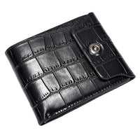 new men Luxury stylish Leather Wallet - sparklingselections