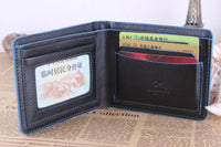 new Men's stylish designer wallet - sparklingselections