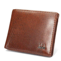 new Men Wallet Business Standard Short Wallets - sparklingselections