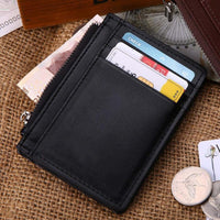 new Men Credit/ID Card Holder Wallet - sparklingselections