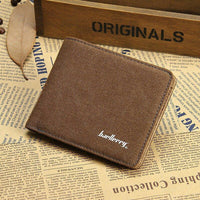 new Fashion Soft Linen Design Wallet - sparklingselections