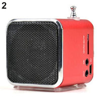 new Portable Rechargeable Micro Mini USB LED Speaker - sparklingselections