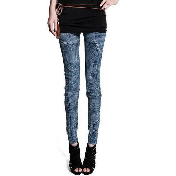 new Womens Sexy Skinny Leggings size m