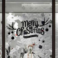New Christmas Mural Home Decor wall stickers - sparklingselections