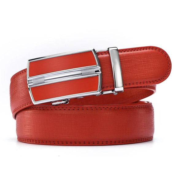 Genuine Leather Belt for Jeans