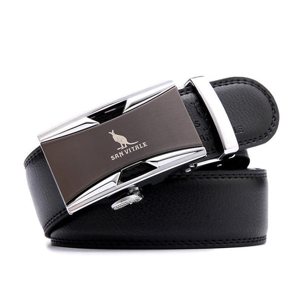 Men Genuine Leather Belt